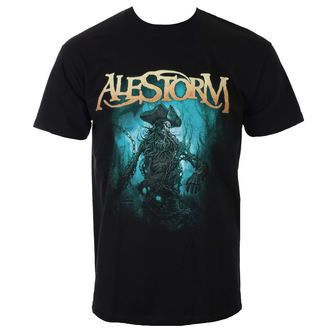 tričko pánske ALESTORM - No Grave But The Sea - NAPALM RECORDS, NAPALM RECORDS, Alestorm
