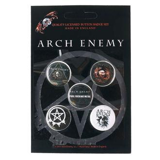odznaky Arch Enemy - RAZAMATAZ, RAZAMATAZ, Arch Enemy