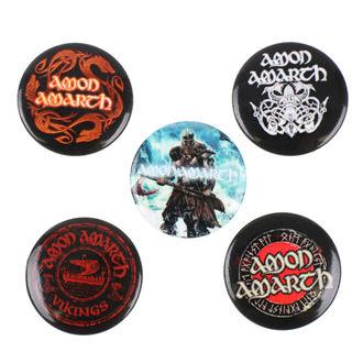 odznaky Amon Amarth - RAZAMATAZ, RAZAMATAZ, Amon Amarth