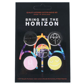 odznaky Bring Me The Horizon - RAZAMATAZ, RAZAMATAZ, Bring Me The Horizon