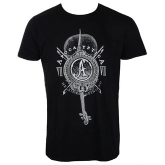 tričko pánske APOCALYPTICA - CELLO - BLACK - LIVE NATION, LIVE NATION, Apocalyptica