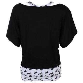 tričko dámske MISFITS - SKULL - BLACK - LIVE NATION, LIVE NATION, Misfits