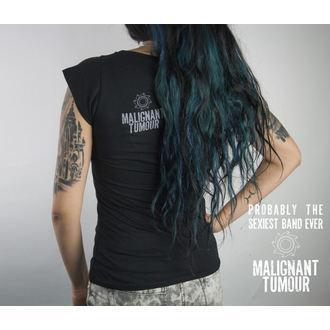 tričko dámske MALIGNANT TUMOUR - Melrose - BLACK, NNM, Malignant Tumour