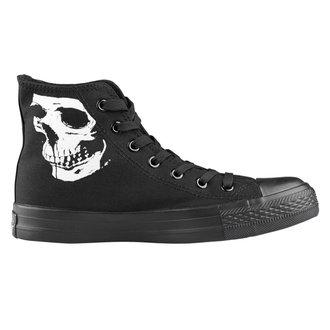 topánky AMENOMEN - Skull 2 - OMEN111TRAMP