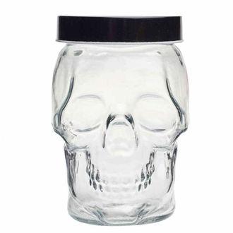 dekorácia (dóza) ALCHEMY GOTHIC - Skull