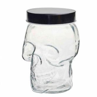 dekorácia (dóza) ALCHEMY GOTHIC - Skull, ALCHEMY GOTHIC