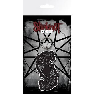 kľúčenka (prívesok) SLIPKNOT - GB posters, GB posters, Slipknot