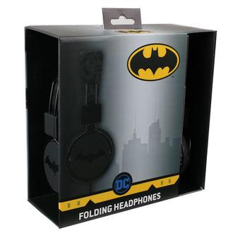 slúchadlá Batman - Black Logo, NNM