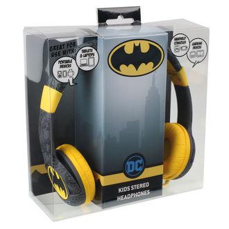 slúchadlá detské Batman - Bat Signal