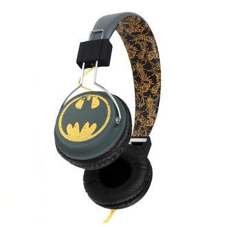 slúchadlá Batman - Vintage Logo, NNM