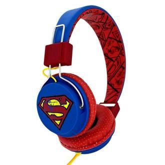 slúchadlá Superman - Vintage Logo, NNM