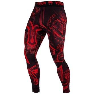 nohavice pánske (legíny) VENUM - Gladiator Red Devil - Black / Red, VENUM