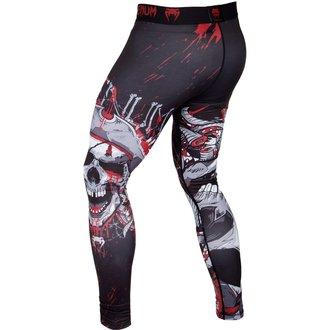 nohavice pánske (legíny) VENUM - Pirate - Black / Red, VENUM