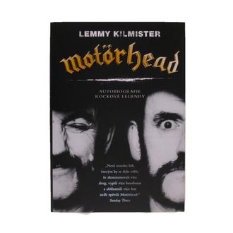 kniha Lemmy Kilmister, Motörhead , Motörhead