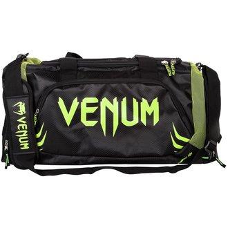 taška VENUM - Trainer Lite Sport - Black / Neo Yellow, VENUM