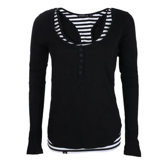 tričko dámske s dlhým rukávom (tielko) METAL MULISHA - MISTREATED, METAL MULISHA