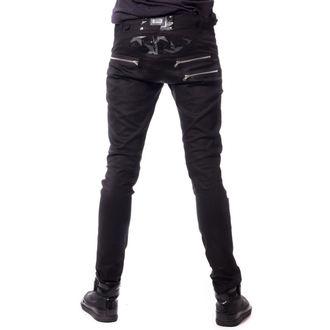 nohavice pánske VIXXSIN - STAR CHAOS - BLACK, VIXXSIN