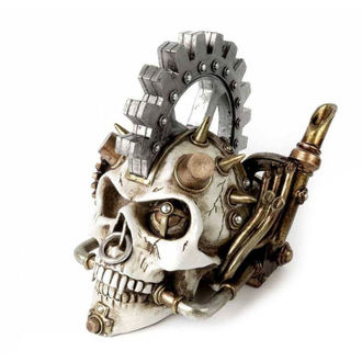 dekorácia ALCHEMY GOTHIC - Steamhead Skull, ALCHEMY GOTHIC
