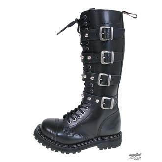 topánky STEEL - 20 dierkové - 139, STEEL