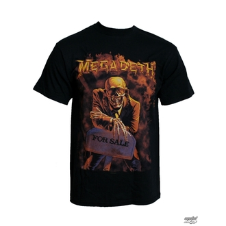 tričko pánské Megadeth - TSB - 4622, LIVE NATION, Megadeth