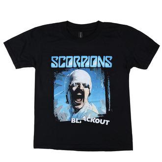 tričko detské Scorpions - Blackout - LOW FREQUENCY, LOW FREQUENCY, Scorpions