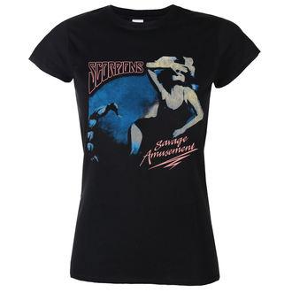 tričko dámske Scorpions - Savage Amusemen - LOW FREQUENCY, LOW FREQUENCY, Scorpions