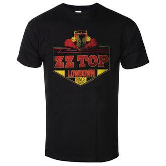 tričko pánske ZZ Top - Lowdown - LOW FREQUENCY, LOW FREQUENCY, ZZ-Top