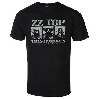 tričko pánske ZZ Top - Tres Hombres - LOW FREQUENCY, LOW FREQUENCY, ZZ-Top