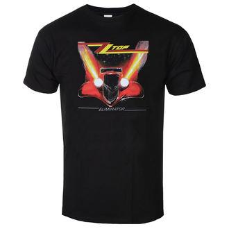 tričko pánske ZZ Top - Eliminator - LOW FREQUENCY, LOW FREQUENCY, ZZ-Top