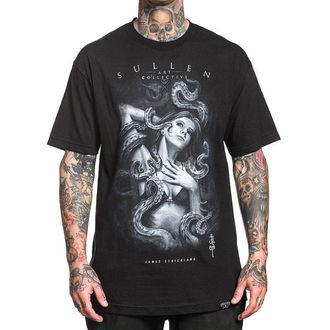 tričko pánske SULLEN - TANGLED - BLACK, SULLEN