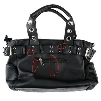 kabelka (taška) POIZEN INDUSTRIES - EVE - BLACK - POI265 - POŠKODENÁ, POIZEN INDUSTRIES