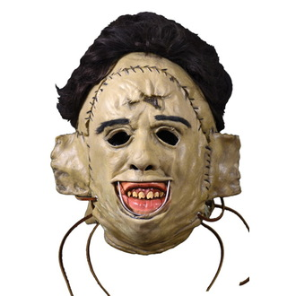maska The Texas Chainsaw Massacre Mask - Adult's Latex - 1974