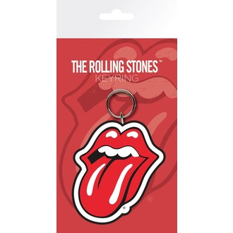 kľúčenka (prívesok) ROLLING STONES - GB posters, GB posters, Rolling Stones
