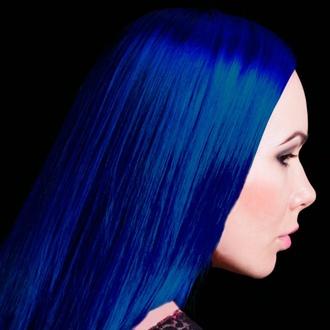 farba na vlasy MANIC PANIC - Amplified - Shocking Blue, MANIC PANIC