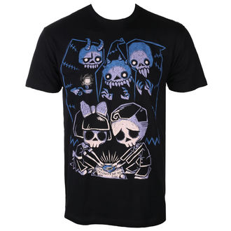 tričko pánske AKUMU INK - Play With Spirits - 14TM07