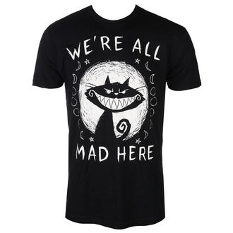 tričko pánske AKUMU INK - We're All Mad Here, Akumu Ink