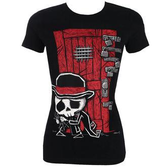 tričko dámske AKUMU INK - Locked In, Akumu Ink