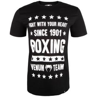 tričko pánske VENUM - Boxing Origins - Black, VENUM