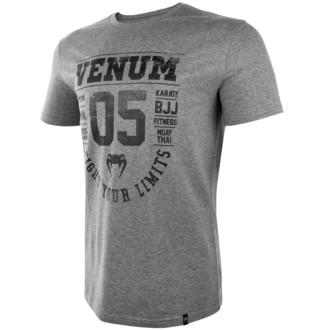 tričko pánske VENUM - Origins - Heather Grey, VENUM