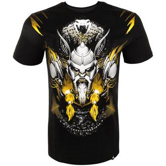 tričko pánske VENUM - Viking 2.0 - Black/Yellow, VENUM