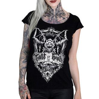 tričko dámske HYRAW - CULT OF EVIL, HYRAW