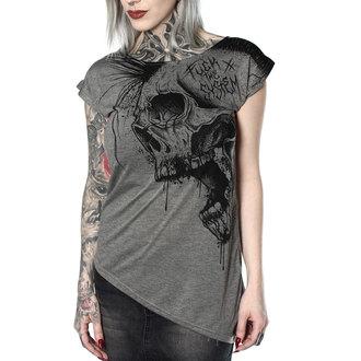 tričko dámske HYRAW - PUNK SHIT