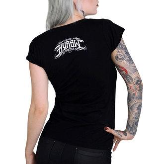 tričko dámske HYRAW - QUEEN OF THE PIT, HYRAW