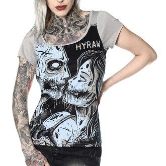 tričko dámske HYRAW - TRUE LOVE, HYRAW