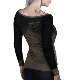 tričko dámske s dlhým rukávom HYRAW - CRIME, HYRAW
