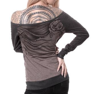 tričko dámske s dlhým rukávom HYRAW - DEESSE