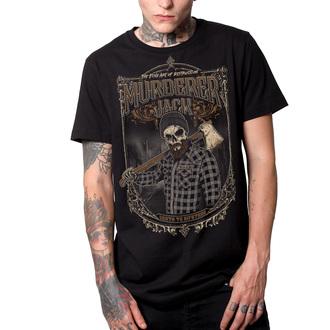 tričko pánske HYRAW - DEATH TO HIPSTER, HYRAW