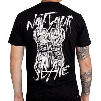 tričko pánske HYRAW - NOT YOUR SLAVE, HYRAW