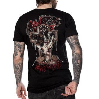 tričko pánske HYRAW - WAKE THE DEAD, HYRAW