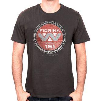 tričko pánske ALIEN - FIORINA 161 - GREY - LEGEND, LEGEND, Alien - Vetřelec
